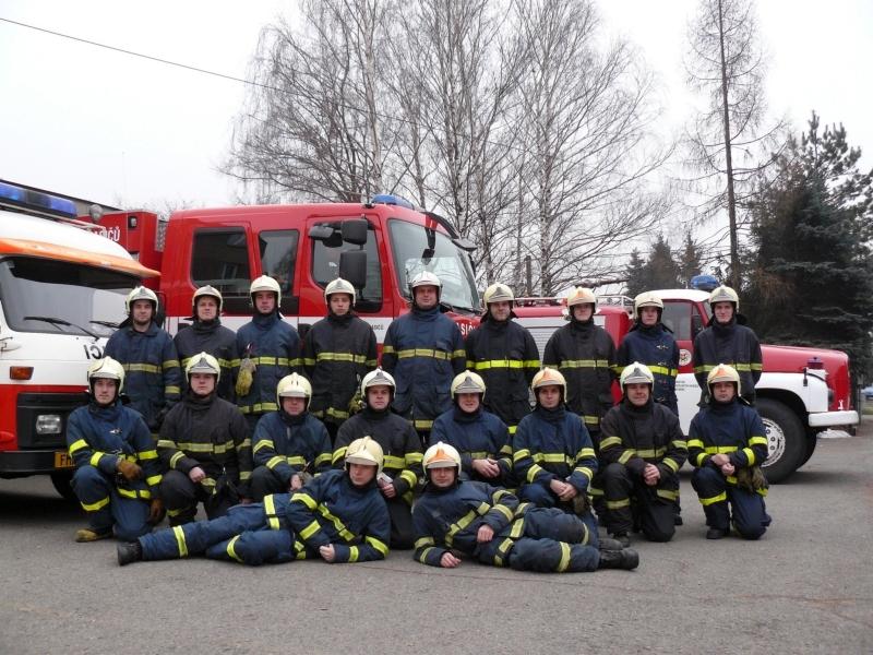 čás jednotky SDH Vratimov - 22.12.2012