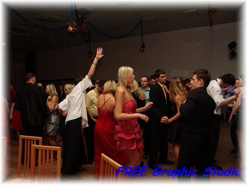 taneční parket